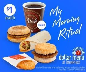McD Morning Ritual